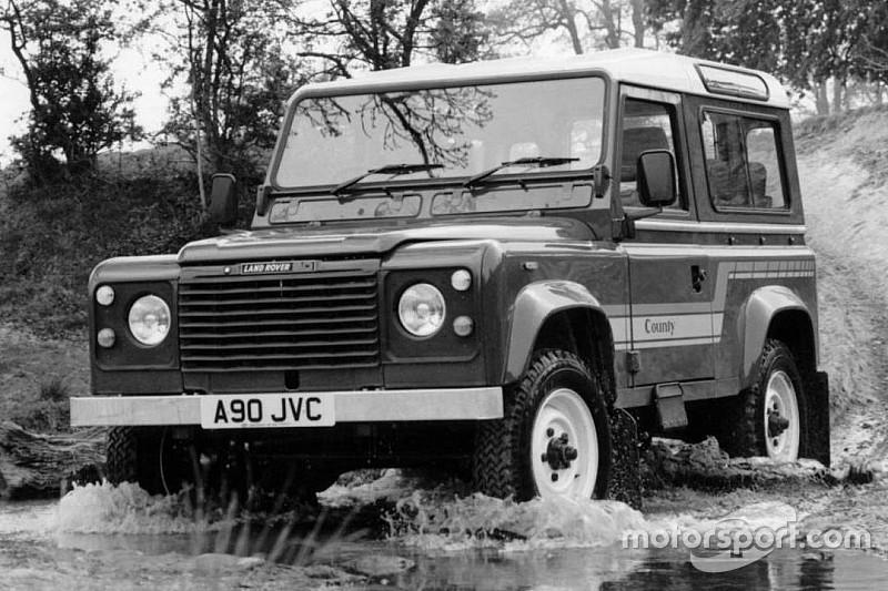 Los mejores Land Rover de la historia