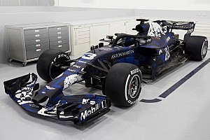 Red Bull reveals its 2018 Formula 1 car