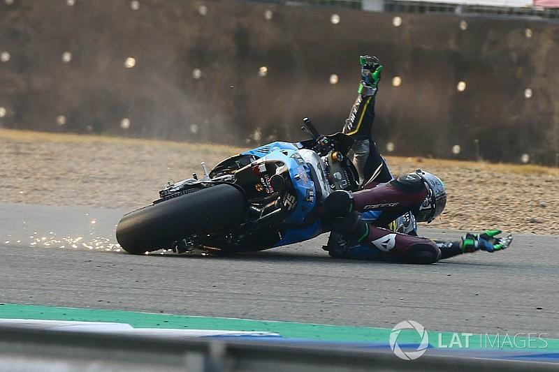 """Morbidelli: """"Non capisco perché con la gomma nuova non miglioro"""""""