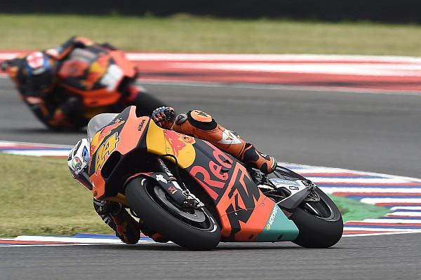 KTM cukup puaskan Espargaro, Smith frustrasi