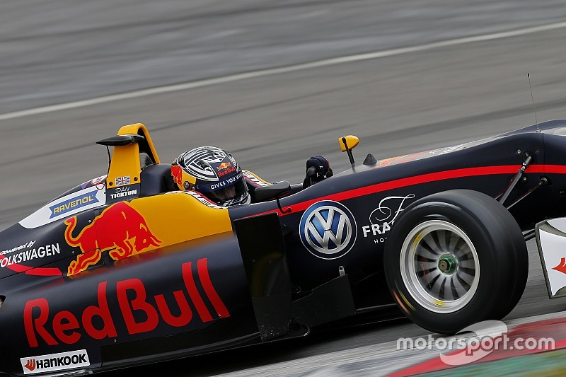 Ticktum piazza la zampata ed è in pole per Gara 1 all'Hungaroring