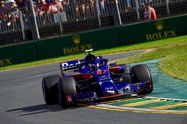 Формула 1 Купини в Мельбурні зламали мотор Honda