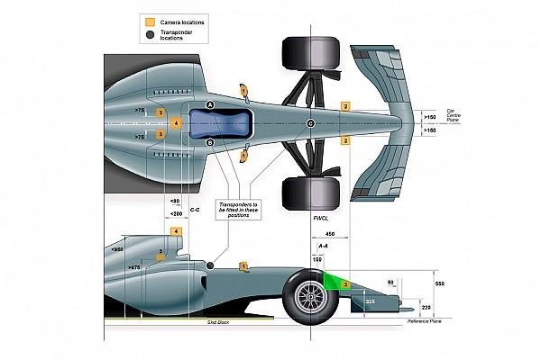 Fórmula 1 Noticias Las reglas de la F1 limitan resolver el problema de la TV con el Halo