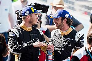 Formula E Breaking news Lotterer conflicted in epic Vergne Santiago duel