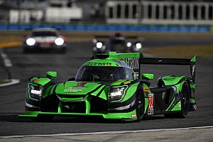 IMSA Race report Sebring 12 Hours: Hour 6 – Nissan leads Mazda at half-distance