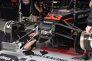 Formula 1 Special feature Bahrain GP: Latest tech updates, direct from the garages