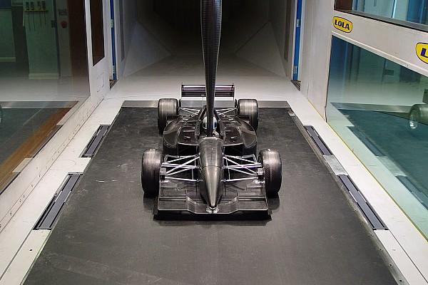 Формула 1 Важливі новини Технічна база Lola виставлена на продаж разом з аеродинамічною трубою