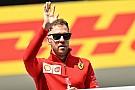 Vettel non fa polemiche con Verstappen: