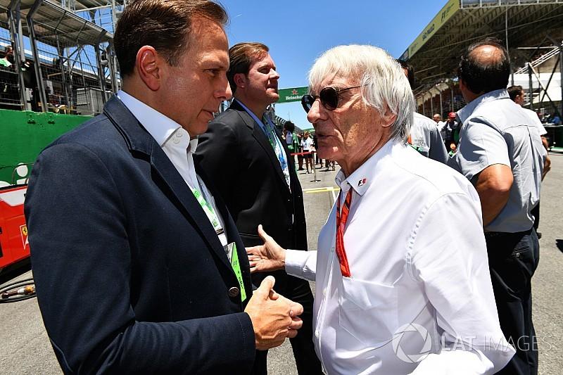 """Ecclestone advierte: """"La Fórmula 1 no es comida rápida"""""""
