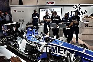 Formula 1 Ultime notizie Sauber, che successone il 25esimo anniversario all'Auto Zürich!