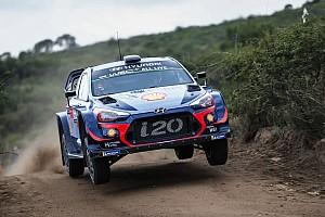 Argentina WRC: Neuville abre con el pie derecho