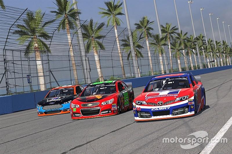 Bientôt une ligue professionnelle de NASCAR sur iRacing ?