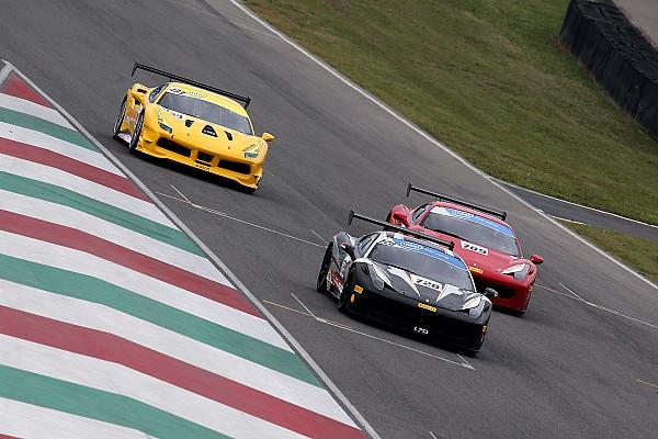 Ferrari Crónica de Carrera Joseph Rubbo gana la final mundial de la 458 en Mugello