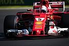 F1メキシコGP予選速報:ベッテル意地のPP獲得! ハミルトン3番手