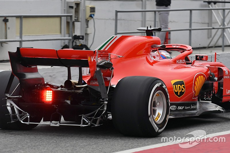 Tes Barcelona, Hari ke-1: Analisis fitur terbaru mobil F1 2018