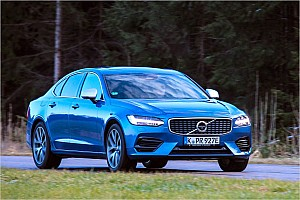 Automotive News Volvo S90 T8 Twin Engine 2018 im Test