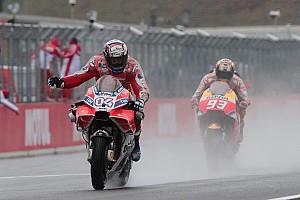 MotoGP Reporte de la carrera Dovizioso gana en dramática carrera en Motegi