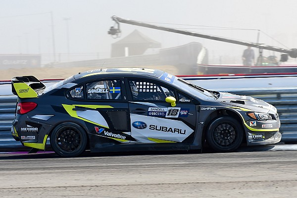 Global Rallycross Special feature Launch Control: GRC Los Angeles – 2017 season finale video