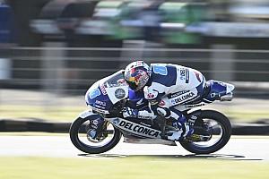 Moto3 Reporte de calificación Martín saldrá de nuevo primero, con Rodrigo y Mir en primera fila
