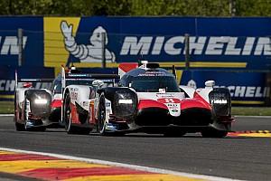 WEC 速報ニュース 「自由なバトルは最後のピットストップまで」トヨタのチーム内合意