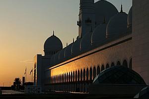 Выпускной. Экзамен перед гонкой в Абу-Даби