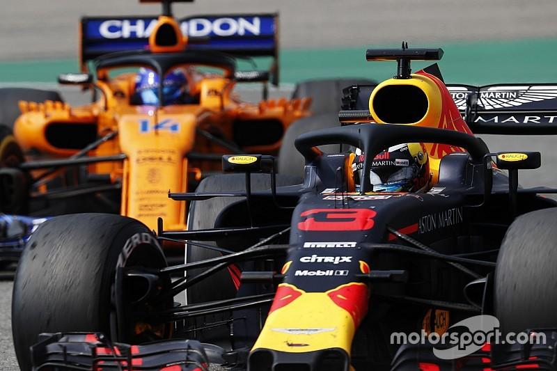 Alonso remplaçant de Ricciardo?