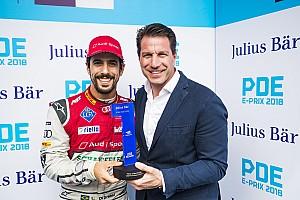 Fórmula E Crónica de Clasificación Di Grassi tiene la pole, pero bajo investigación