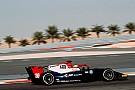 FIA Fórmula 2 Maini marcó el camino en los ensayos de la F2 en Bahrein
