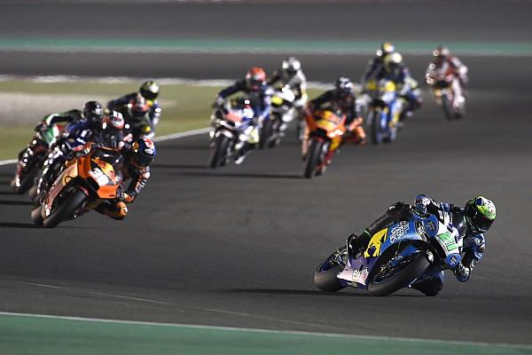 MotoGP-Rookies: Morbidelli und Syahrin begeistern in Katar