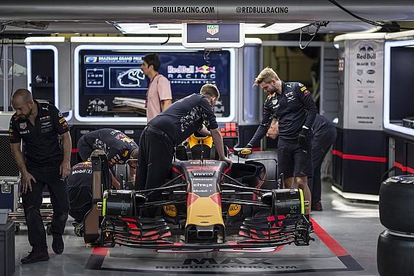 Формула 1 Теханаліз: як Red Bull намагається приборкати повітря навколо шин