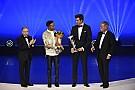 Гала-церемония FIA в Париже: фото