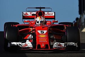 Neue Formel-1-Lackierung: Wird der Ferrari 2018 dunkler?