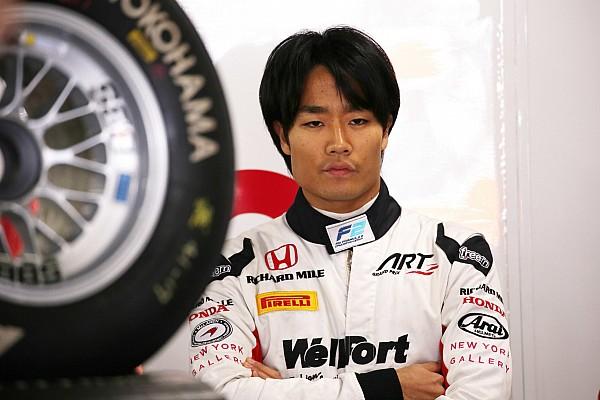 24-річний протеже Honda націлився на Формулу 1