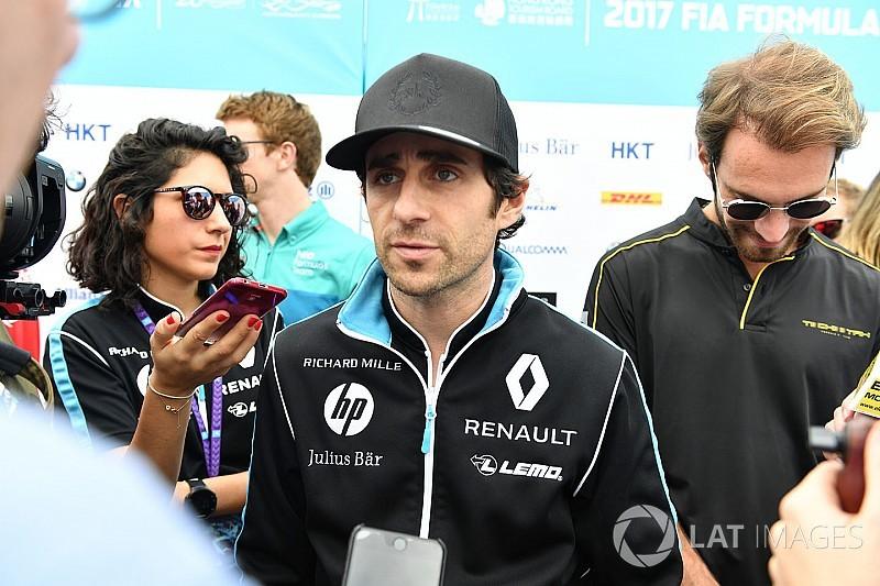 Formula E: így vágta oda a gépet Prost Hong Kongban