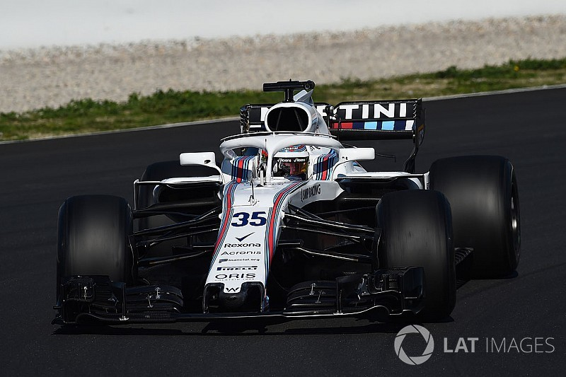"Lowe explains ""limitations"" with 2018 Williams F1 car"
