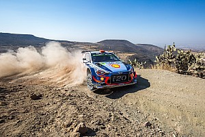 WRC Etappeverslag WRC Mexico: Sordo vroege leider, Neuville zevende