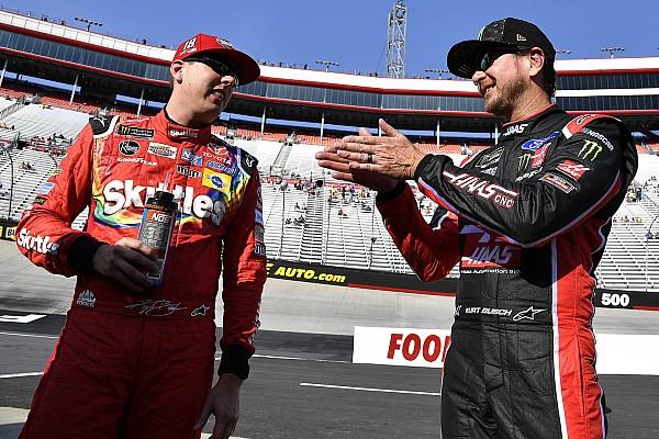 NASCAR in Bristol: Zweimal Busch in Reihe eins