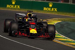 Formula 1 Son dakika Ricciardo, kendisine verilen ceza nedeniyle sinirli