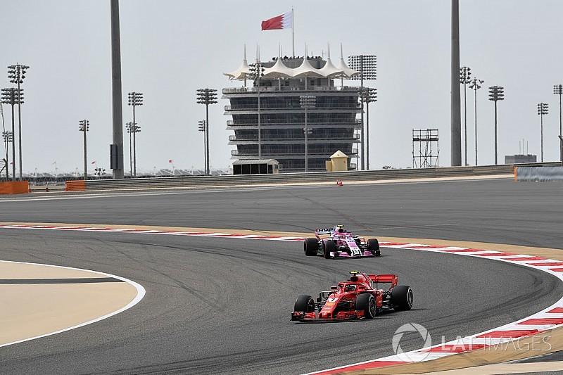 F1 descarta planos de fazer pré-temporada no Bahrein