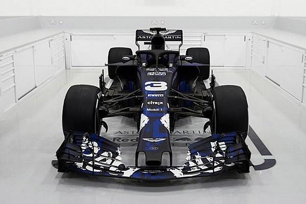 Formula 1 Ultime notizie Fotogallery: ecco le prime foto della Red Bull RB14