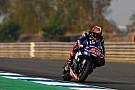 """MotoGP Viñales: """"El problema es que suavizamos demasiado la moto"""""""