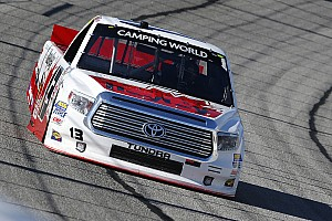 NASCAR Truck Race report Calgary's Cameron Hayley takes second place in Atlanta