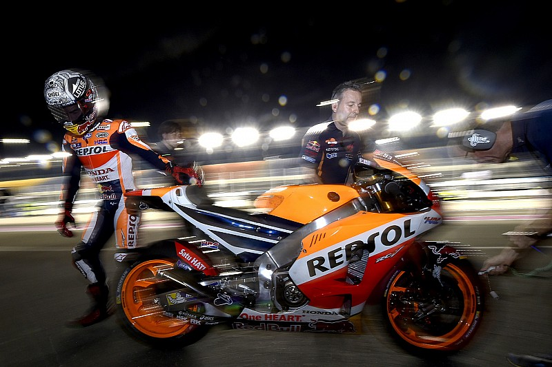 """Marquez sees """"light at the end of the tunnel"""" for Honda"""
