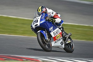 CIV Moto3 Gara La prima firma del 2016 è di Nicholas Spinelli