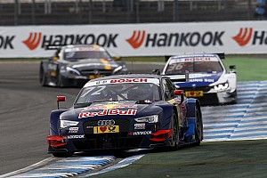 DTM Interview Rast says Hockenheim cameo helped seal Audi DTM drive