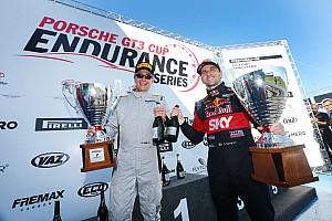 Porsche Relato da corrida Tom Valle e Daniel Serra vencem 300 km de Goiânia