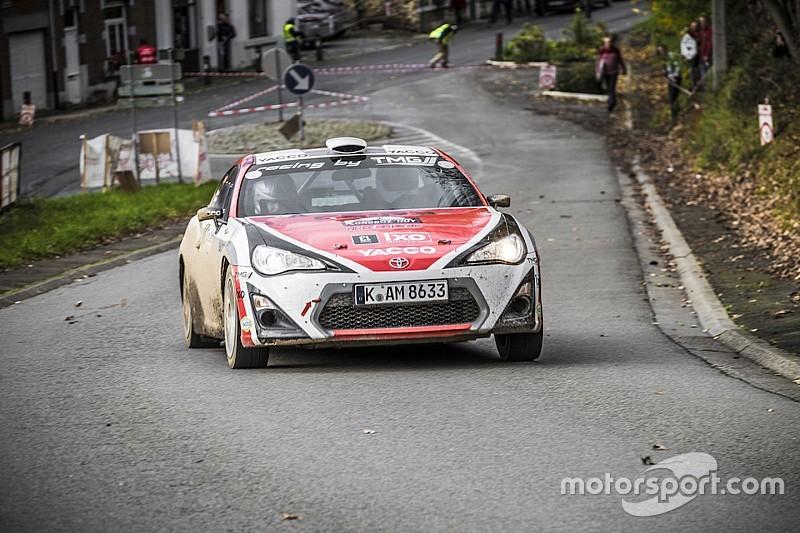 Toyota sceglie Rossetti per portare al debutto in ERC3 la nuova GT86 CS-R3