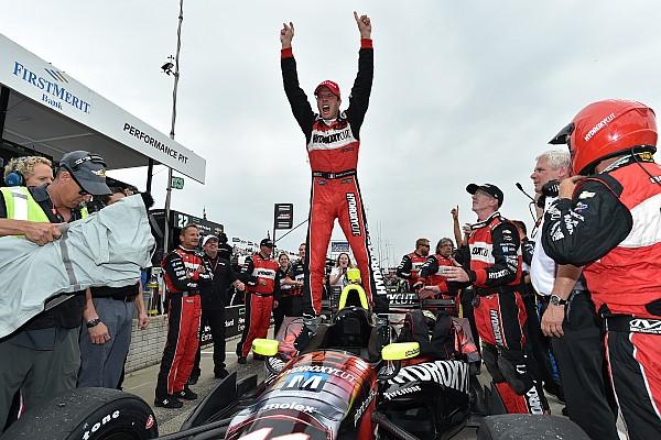 Detroit IndyCar: Stratejiler konuştu, Bourdais kazandı