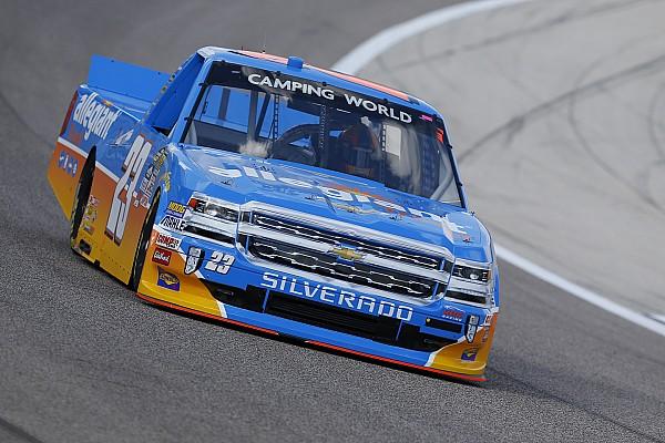 NASCAR Truck GMS Racing adds fourth 'all-star' NASCAR Truck team