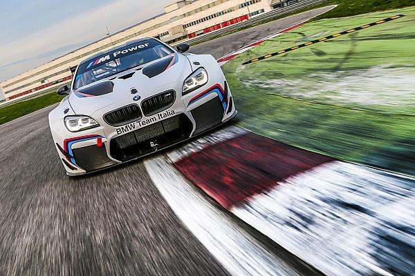 Torna la BMW Italia nell'italiano GT con la M6 GT3